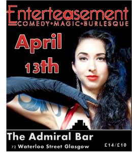 April Enterteasement