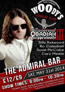 Poster featuring The Reverend